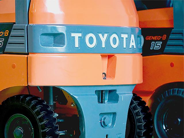 トヨタL&F栃木のフォークリフト運転技能講習:No.1ディーラーならではの安心感と実践的指導